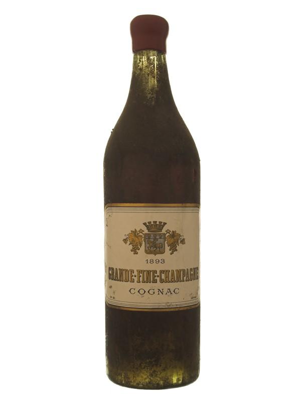 Grande Fine Champagne 1893