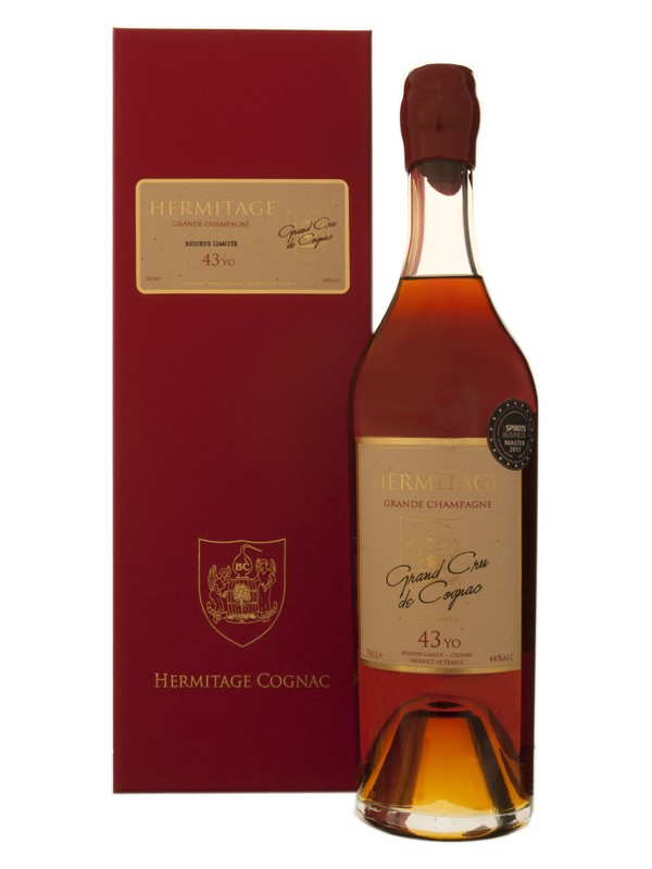 Hermitage Segonzac 45 Year Old Grande Champagne Cognac