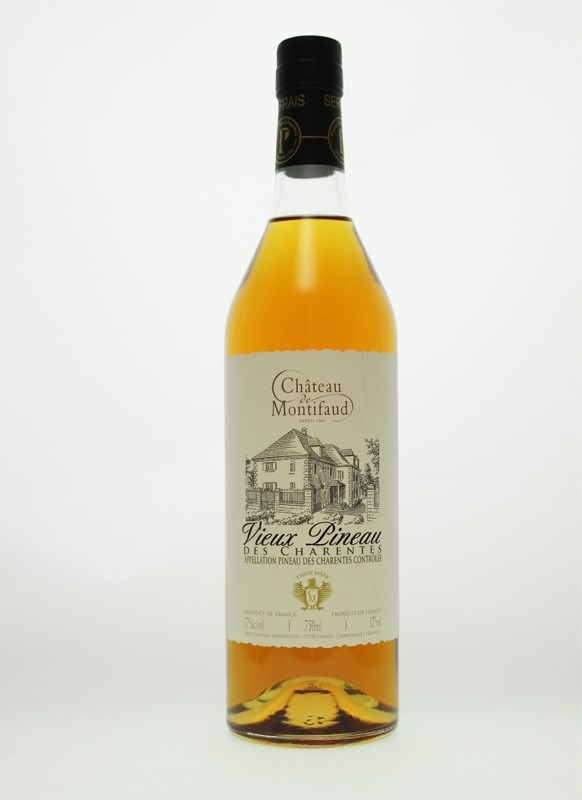 Château Montifaud 10 Year Old Pineau des Charentes - White