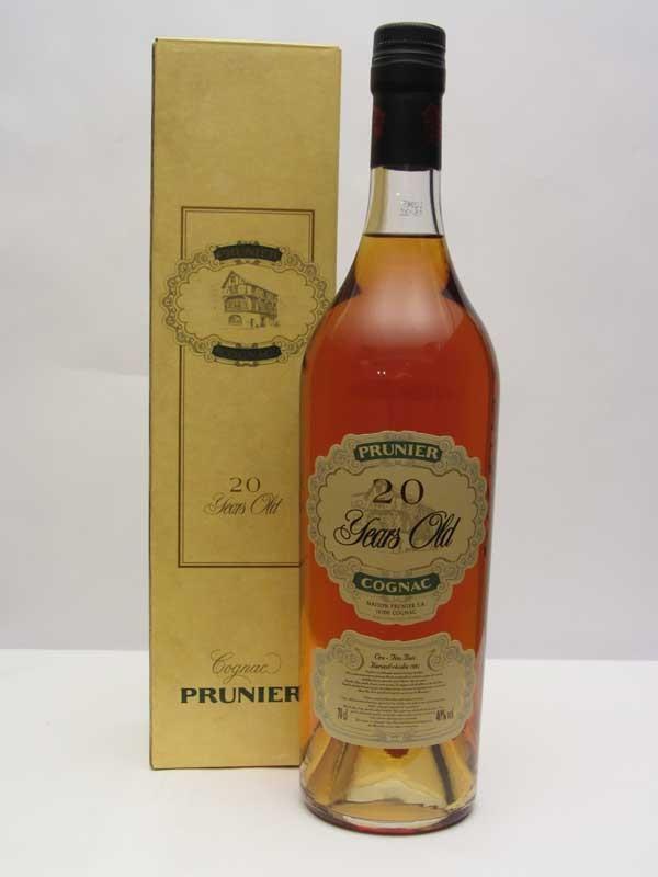 Prunier 20 y.o. Cognac - Harvested 1991