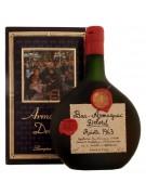 Delord Vintage 1963 Bas Armagnac