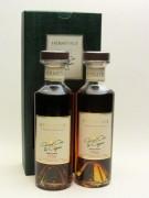 Hermitage 1956 & 1966 Cognac Gift Presentation