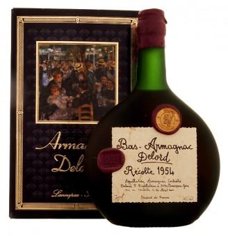 Delord Vintage 1954 Bas Armagnac