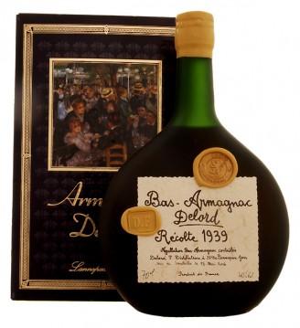 Delord Vintage 1939 Bas Armagnac