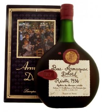 Delord Vintage 1936 Bas Armagnac