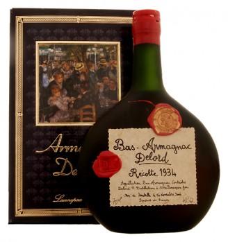 Delord Vintage 1934 Bas Armagnac