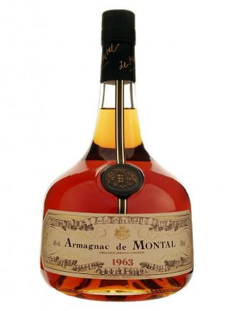Montal Vintage Armagnac 1963