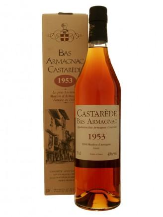 Castarède Vintage 1953 Bas Armagnac