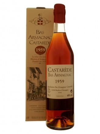 Castarède Vintage 1959 Bas Armagnac