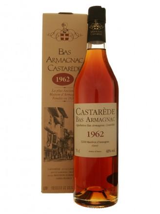 Castarède Vintage 1962 Bas Armagnac