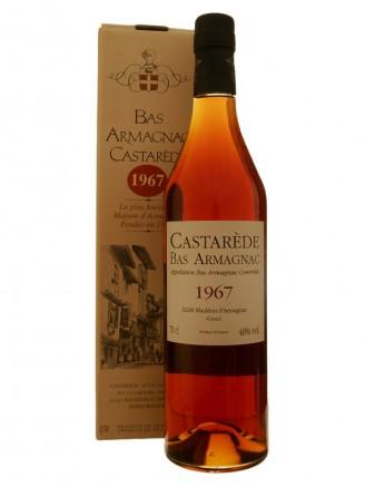 Castarède Vintage 1967 Bas Armagnac