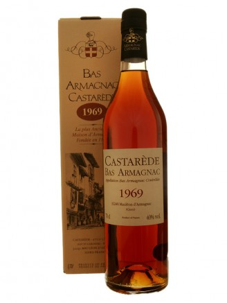 Castarède 1969 Bas Armagnac