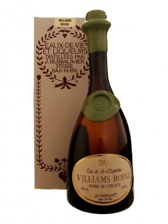 Nusbaumer -  20 Year Old Reserve Poire William Eau de Vie
