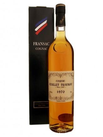 Cognac Roullet Fransac Vintage 1970 Grande Champagne