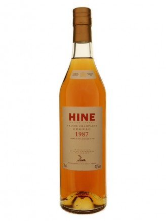 Hine 1987 (Early Landed) Grande Champagne Cognac