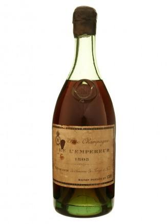 Cognac Sazerac de Forge Vintage 1805