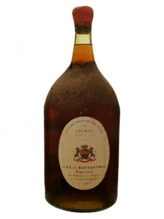 Cognac Massougnes Vintage 1801 (Imperial ¾ gallon)