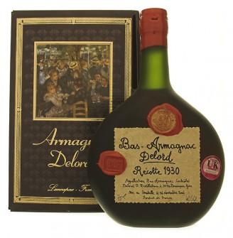 Delord Vintage 1930 Bas Armagnac