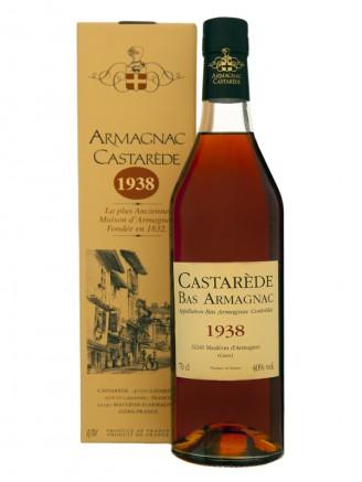 Castarède Vintage 1938 Bas Armagnac