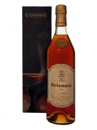 Delamain Vintage 1973 Cognac