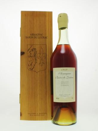 Baron de Lustrac 1949 Armagnac