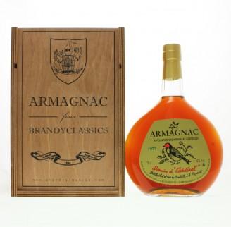 Domaine du Cardinat 1977 Bas Armagnac