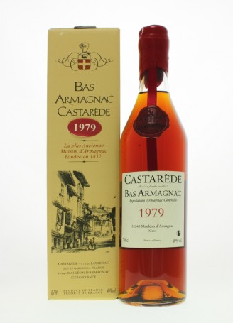 Castarède Vintage 1979 Bas Armagnac