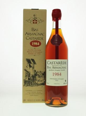 Castarède Vintage 1984 Bas Armagnac
