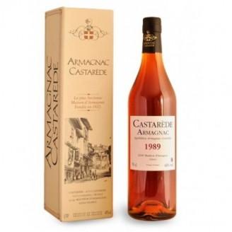 Castarède Vintage 1989 Bas Armagnac