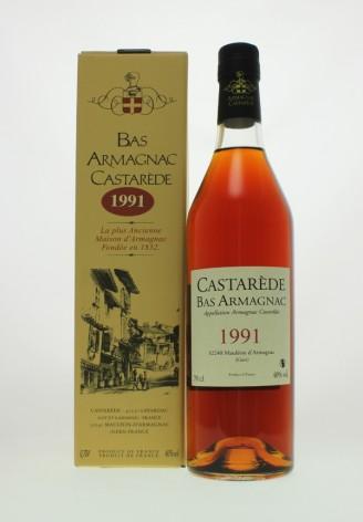 Castarède 1991 Bas Armagnac