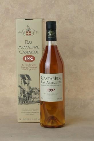 Castarède Vintage 1992 Bas Armagnac