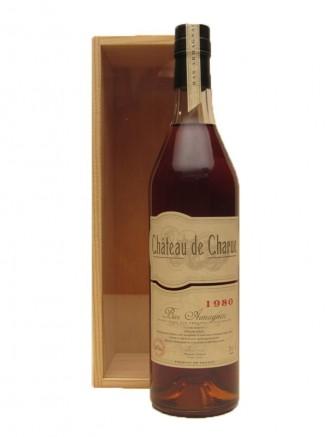Chateau de Charue 1980 Bas Armagnac