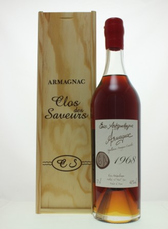 Clos des Saveurs 1968 Armagnac