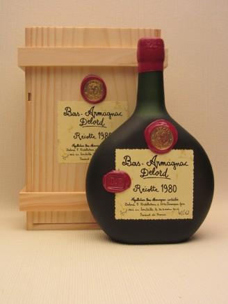 Delord Vintage 1980 Bas Armagnac