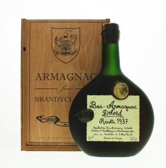 Delord Vintage 1937 Bas Armagnac