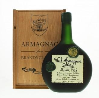 Delord 1946 Bas Armagnac