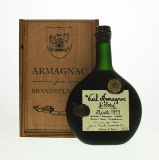Delord 1959 Bas Armagnac
