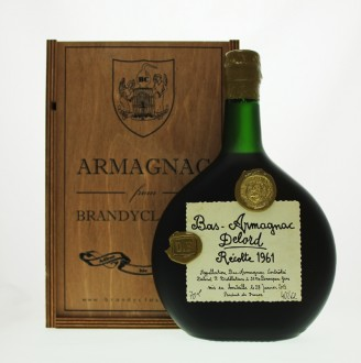 Delord 1961 Bas Armagnac