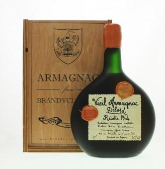 Delord Vintage 1964 Bas Armagnac