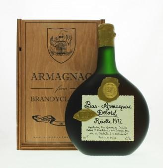 Delord Vintage 1972 Bas Armagnac