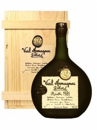 Delord Vintage 1981 Bas Armagnac