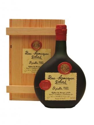 Delord Vintage 1991 Bas Armagnac