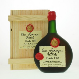 Delord Vintage 1989 Bas Armagnac