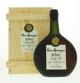 Delord Vintage 1999 Bas Armagnac