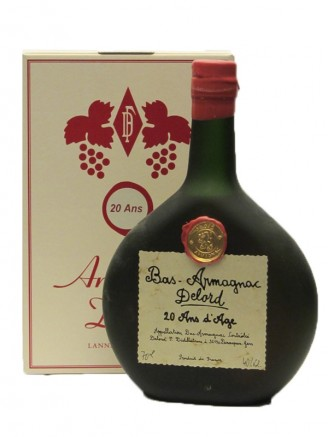 Delord 20 Year Old Bas Armagnac
