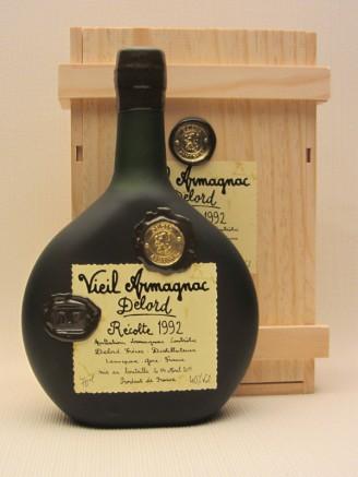 Delord 1992 Bas Armagnac