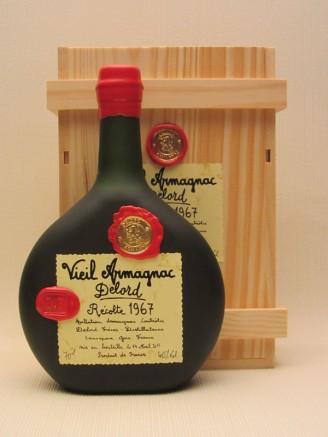 Delord Vintage 1967 Bas Armagnac