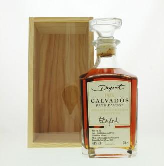 Calvados Dupont Vintage 1975