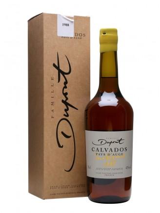 Calvados Dupont Vintage 1988