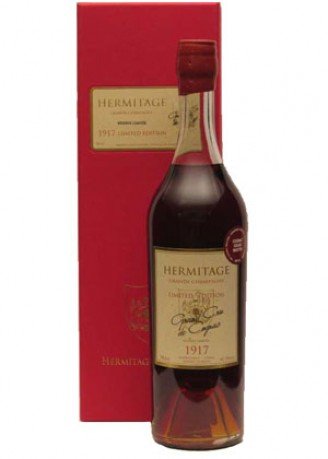 Cognac Hermitage 1917 Limited Edition